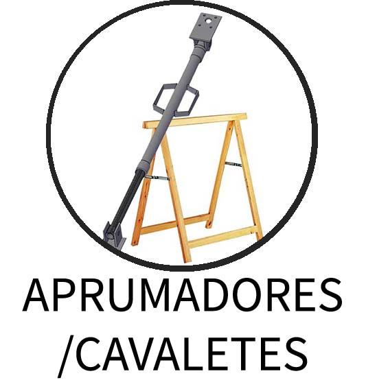 APRUMADORES/CAVALETES