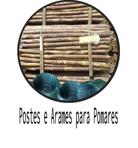 Postes e Arames