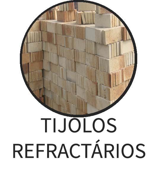 TIJOLOS REFRACTÁRIOS